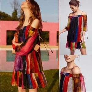 Anthropologie Floreat Zola Dress Xxs new 🌟🌟